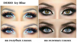DESIO Sensual Beauty - Icy Blue New