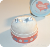 Румяна [THE FACE SHOP] Lovely ME:EX Pastel Cushion Blusher