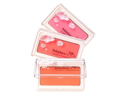 Кремовые румяна [It'S SKIN] Baby Face Powder In Cream Blusher