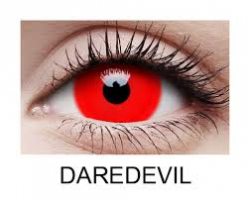 Mini Sclera Lens Daredevil