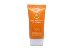 Солнцезащитный крем SPF 50 [3W CLINIC] Multi Protection UV Sun Block