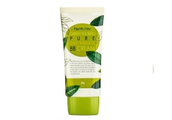 Разглаживающий BB крем c экстрактом зеленого чая [FARM STAY] Green Tea Seed Pure Anti Wrinkle BB Cream