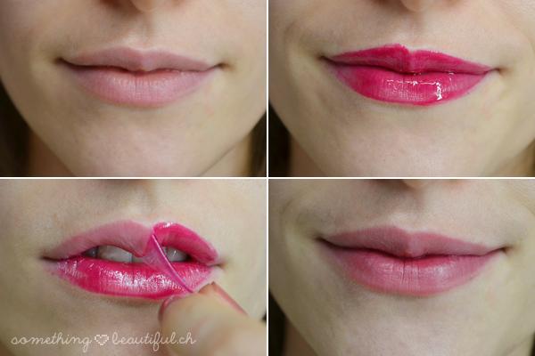 тинты фото для губ