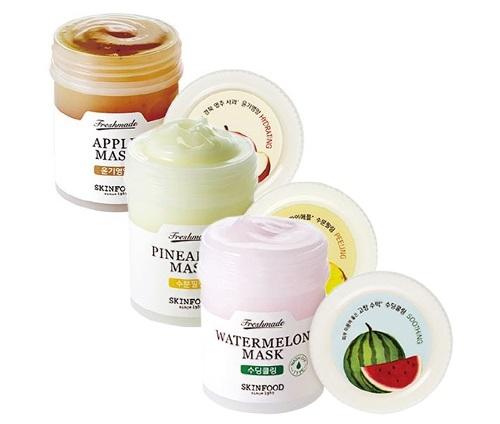Маска для лица Freshmade Watermelon Mask