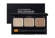 Палетка консилеров [THESAEM] Cover Perfection Smart Concealer Kit