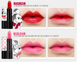 Помада-тинт [ETUDE HOUSE] XOXO Minnie Kissing Lips