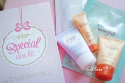 Пробный набор [ETUDE HOUSE] VVIP Special Care