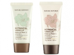 База под макияж  [NATURE REPUBLIC] Botanical Vanilla Make up Base