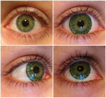 Pineapple Eyes Green