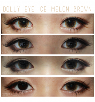 Ice Melon Brown