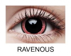 Mini Sclera Lens Ravenous