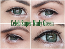 Super Nudy Green
