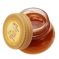 Медовая маска-скраб с красным апельсином [SKINFOOD] Honey Red Orange Mask