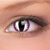 EOS Cosplay Angry Cat Eye Violet