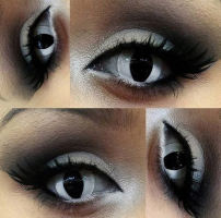 White Cat Eye