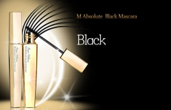 Тушь для ресниц [MISSHA] M Absolute Black Mascara