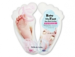 Пилинг для ног Baby Silky Foot One Shot Peeling