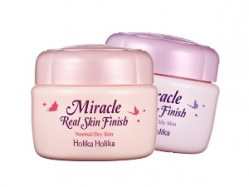 Крем-финиш [Holika Holika] Miracle Real Skin Finish