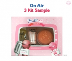Пробный набор ETUDE HOUSE On Air 3 Kit Sample