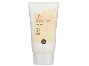 Солнцезащитный крем [Holika Holika] UV Wonder Shield Daily Sun Cream
