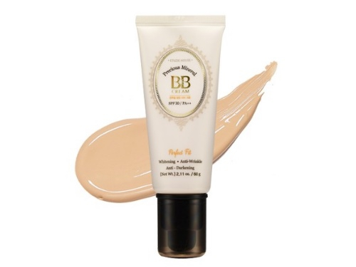 Маскирующий BB крем [ETUDE HOUSE] Precious Mineral BB Cream Perfect Fit