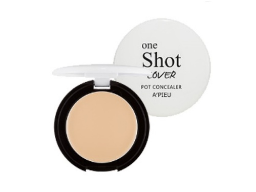 Консилер [A'PIEU] One Shot Cover Pot Concealer