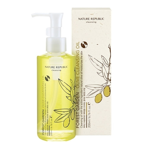 Гидрофильное масло [NATURE REPUBLIC] Forest Garden Cleansing Oil