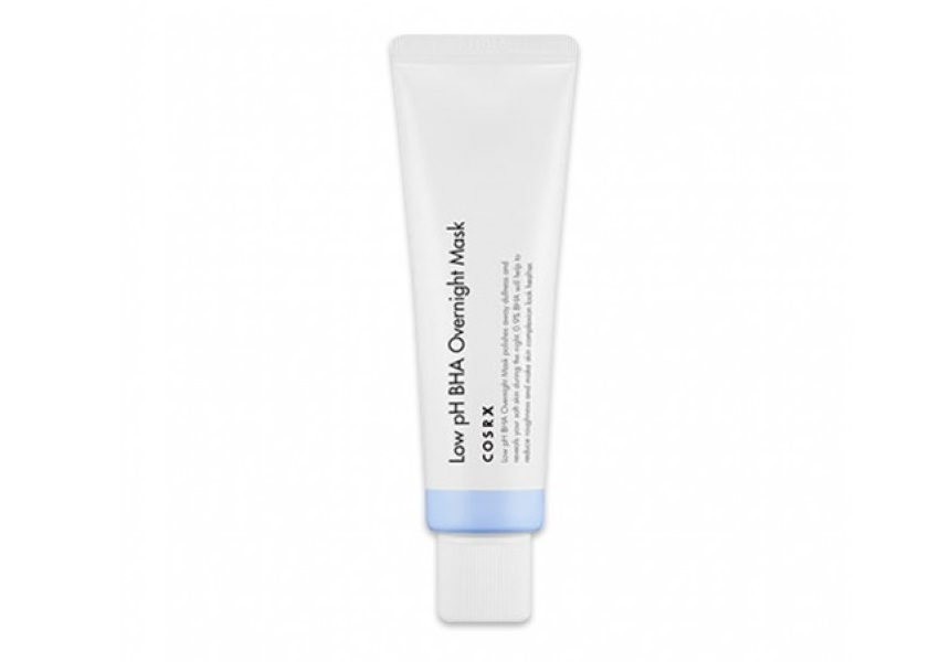 Ночная маска-пилинг [COSRX] Low pH BHA Overnight Mask