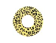 Cosplay Leopard Yellow