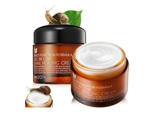 Улиточный крем [MIZON] All In One Snail Repair Cream