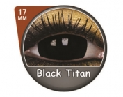 Mini Sclera Lens Black Titan