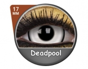 Mini Sclera Lens DeadPool